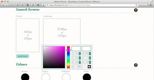 Create your app branding